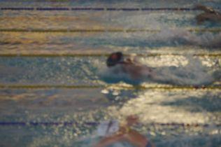 ISF Gymnasiade swimming