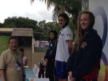 Medals to Italy, China and England